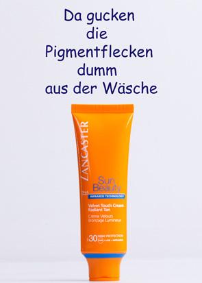pigmentflecken